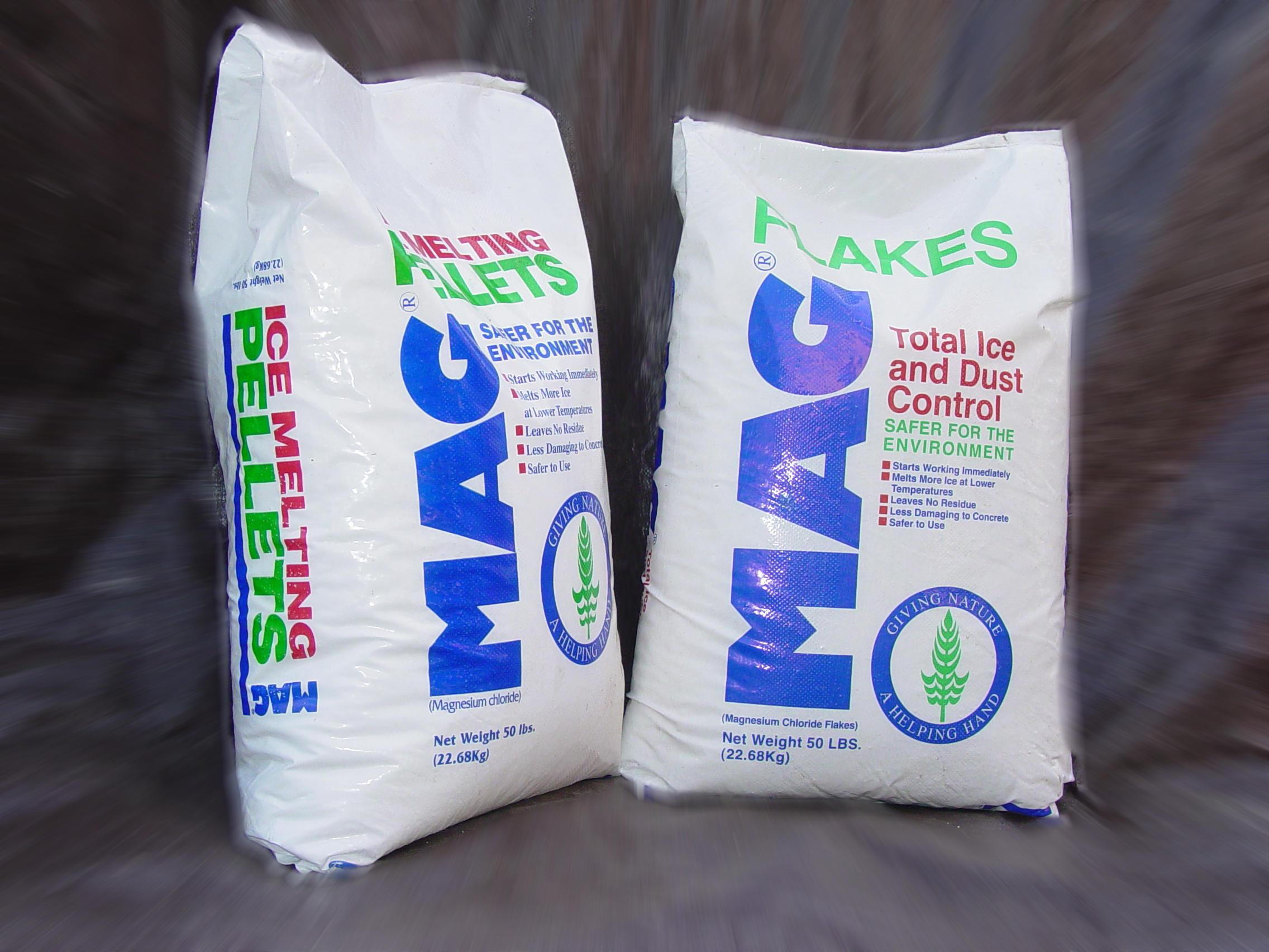 MAG Pellet Flake Bags