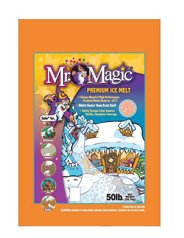 Mr. Magic advert